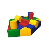 Мягкий игровой комплекс «Теплоход»