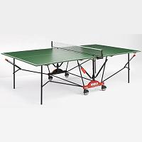 Теннисный стол Joola CLIMA outdoor 2014 new, зеленый с сеткой