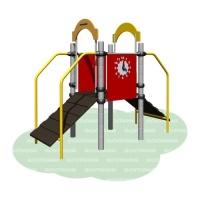 Детская площадка «Romana 104.04.00»