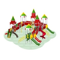 Детская площадка «Кремль»
