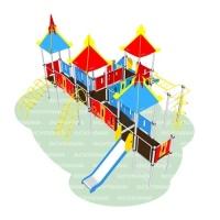 Детская площадка «Romana 101.32.00»