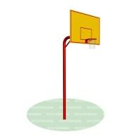 Баскетбольный щит (большой)