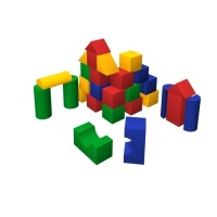 Мягкий конструктор «Царство»