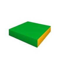 Элемент мягкой формы 500x500x100