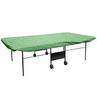 Чехол DFC для теннисного стола, п/э, зеленый, универс.
