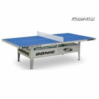 Теннисный стол OUTDOOR Premium 10 зеленый, Donic