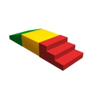 Мягкий спортивный модуль «Лесенка»