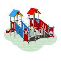 Детская площадка «Romana 104.10.00»