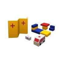 Игровой набор «Скорая помощь»