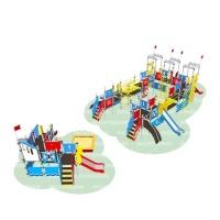 Детская площадка «Корабль»