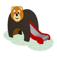 Горка «Медведь»