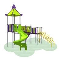 Детская площадка «Romana 101.08.00»