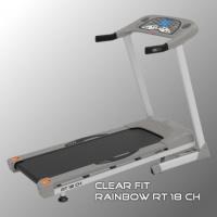 Беговая дорожка Clear Fit Rainbow RT 18 СH
