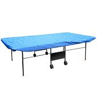 Чехол DFC для теннисного стола, п/э, синий, универс.
