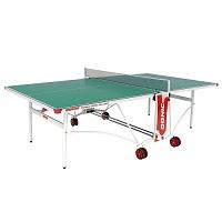 Теннисный стол OUTDOOR ROLLER DE LUXE зеленый, Donic