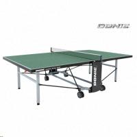 Теннисный стол OUTDOOR ROLLER 1000 GREEN, Donic