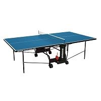 Теннисный стол OUTDOOR ROLLER 600 зеленый, Donic