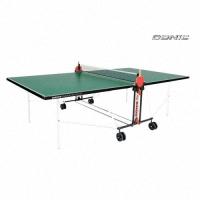 Теннисный стол OUTDOOR ROLLER FUN GREEN с сеткой 4мм, Donic