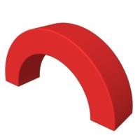 Мягкий модуль арка d600