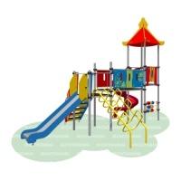 Детская площадка «Romana 101.17.00»